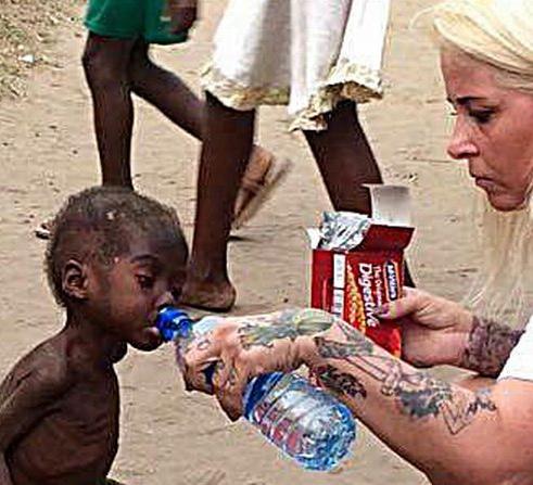کودکی که عکسش جهان را شوکه کرد!