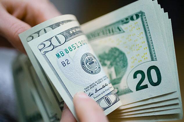قیمت دلار در بازار امروز سه شنبه ۲ دی ماه ۹۹/ دلار و یورو گران تر شدند