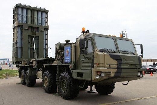 ارتش روسیه به سامانه جدید اس-۳۵۰ مجهز می شود