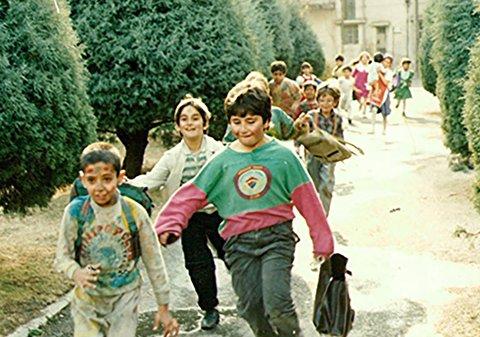 سکانسهایی از فیلم شهر در دست بچهها