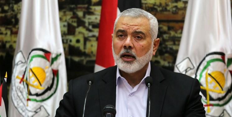 نامه هنیه به ایران و چند کشور درباره انتخابات فلسطین