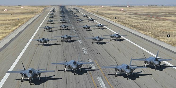 ترامپ قرارداد فروش اف-۳۵ به امارات را امضا میکند