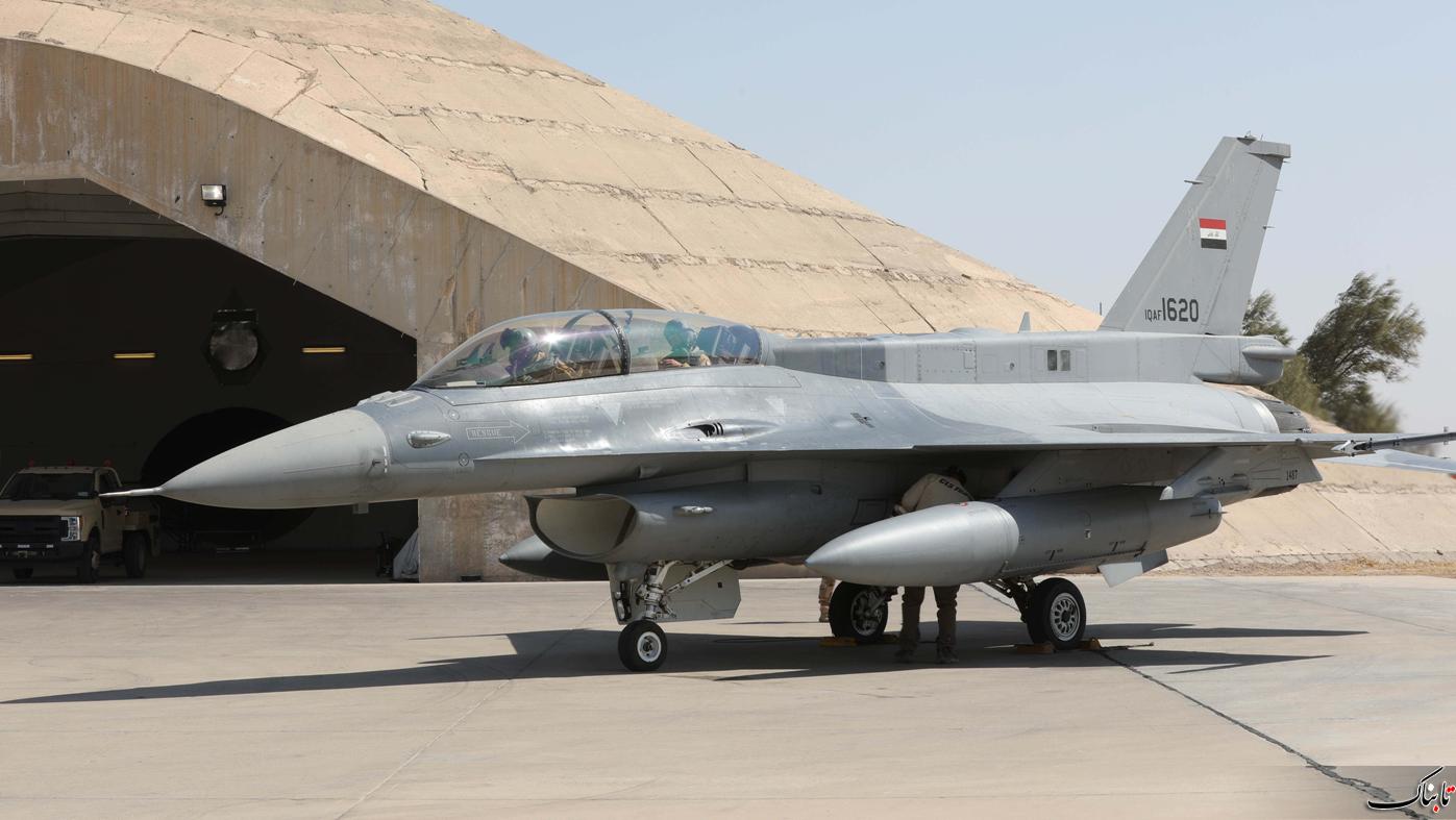 ناوگان جنگندههای «اف-۱۶» عراق در آستانه فروپاشی است