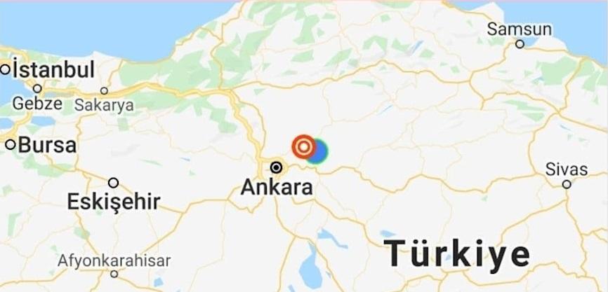زمین لرزه نسبتا قوی پایتخت ترکیه را لرزاند