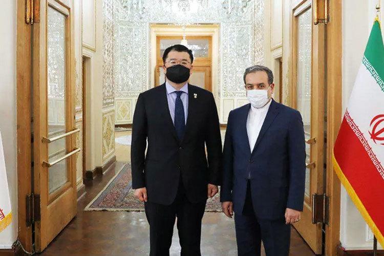 مذاکرات فشرده هیات کرهجنوبی در تهران