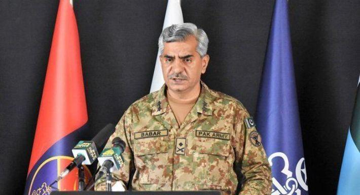 توضیح سخنگوی ارتش پاکستان درباره مرزبانان ربوده شده