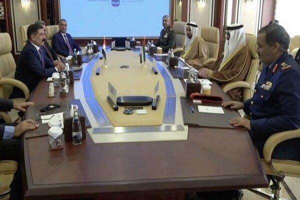 استقبال عربستان، امارات و بحرین از تروریستی خواندن انصارالله/اعلام آمادگی قطر برای میانجی گری میان عربستان و ترکیه/ هشدار فرانسه نسبت به بازگشت داعش به سوریه و عراق/ رایزنی وزیر دفاع عراق با مقام نظامی اماراتی