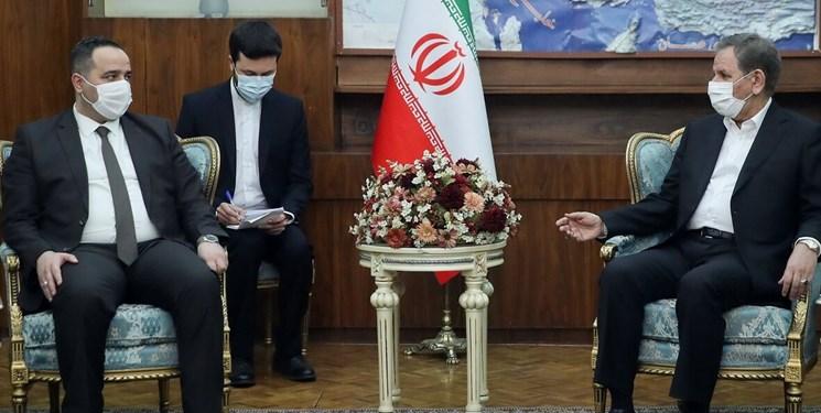 دیدار جهانگیری با مقامات عراقی درمورد مطالبات ایران