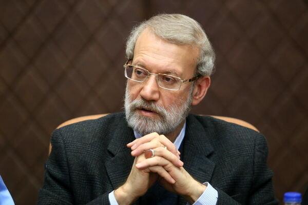 علی لاریجانی: تحریمها باید یکجا برداشته شود
