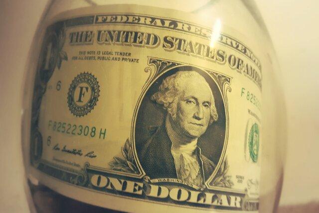 قیمت دلار در بازار امروز چهارشنبه 24 دی ماه ۹۹/ کاهش 300 تومانی نرخ دلار