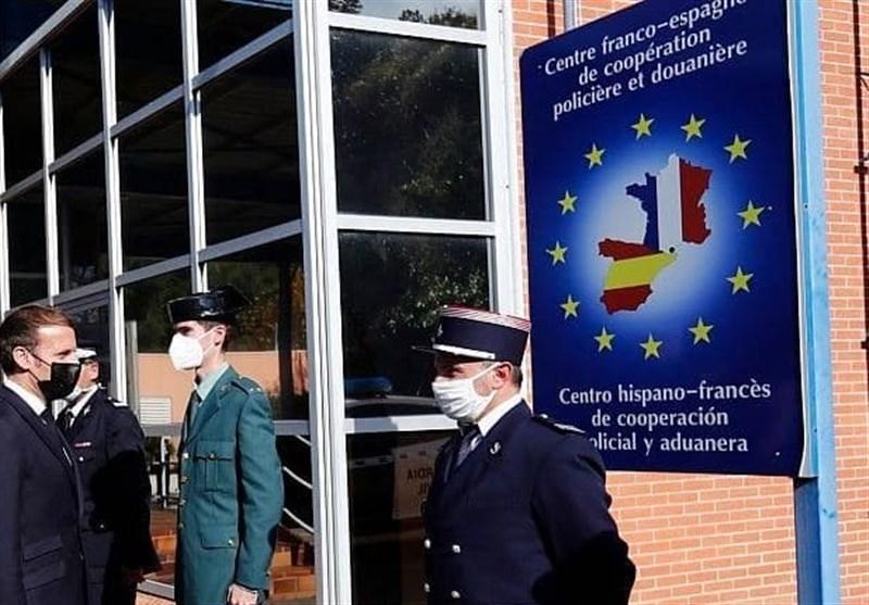 بستهشدن مرز فرانسه و اسپانیا از بیم حمله تروریستی