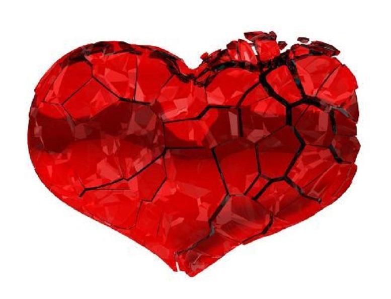مراقب شکستن قلب دیگران باشید!