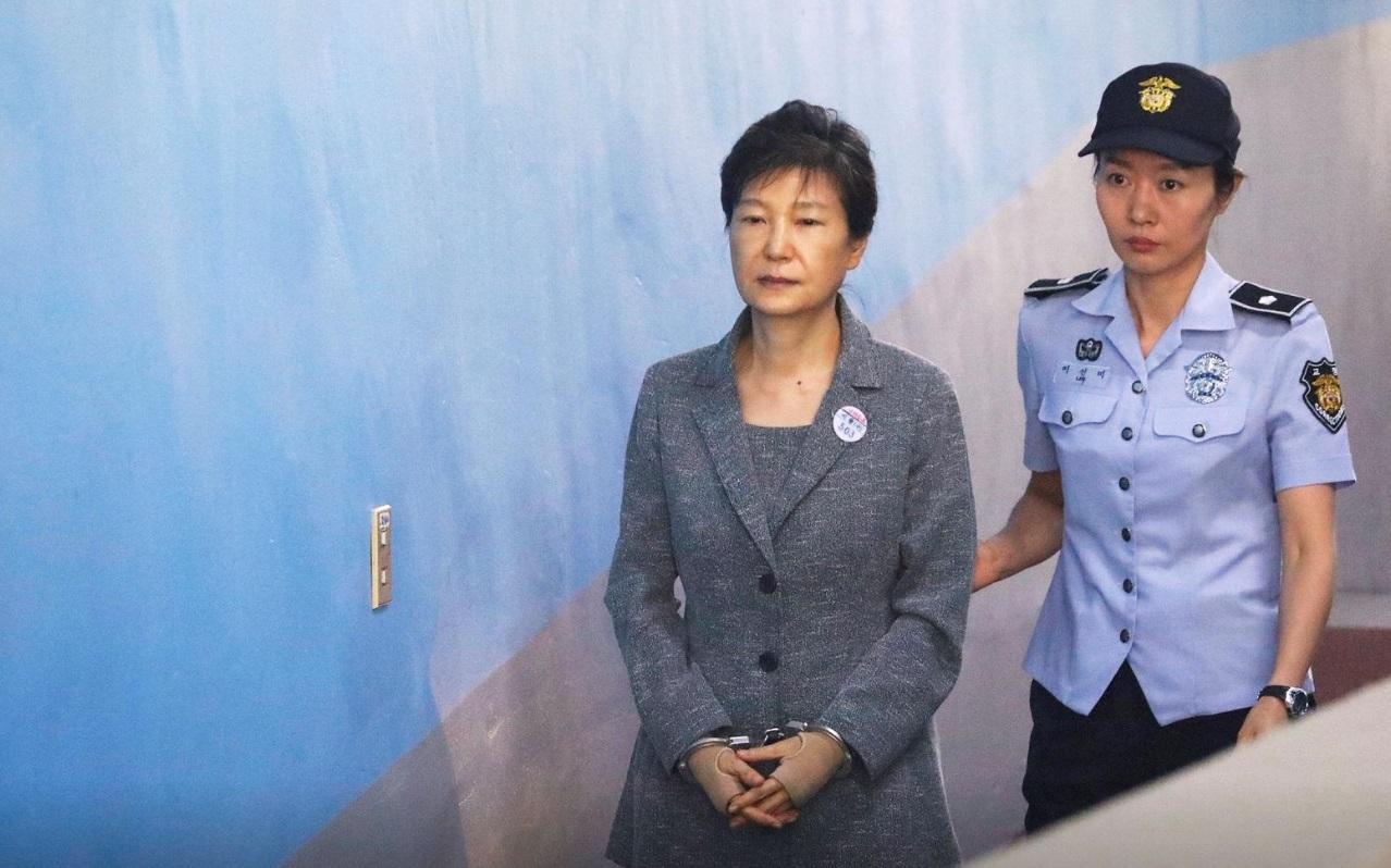 ۲۰ سال حبس برای رئیسجمهور سابق کرهجنوبی