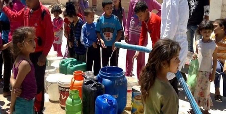 نیروهای ترکیه آب شهر الحسکه سوریه را قطع کردند