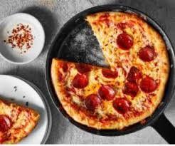مردم بهدنبال خرید پیتزای منجمد در دوران کرونا