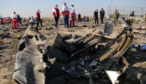 آخرین خبر از گزارش سانحه هواپیمای اوکراینی