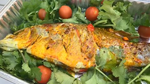 دستور پخت ماهی زغالی