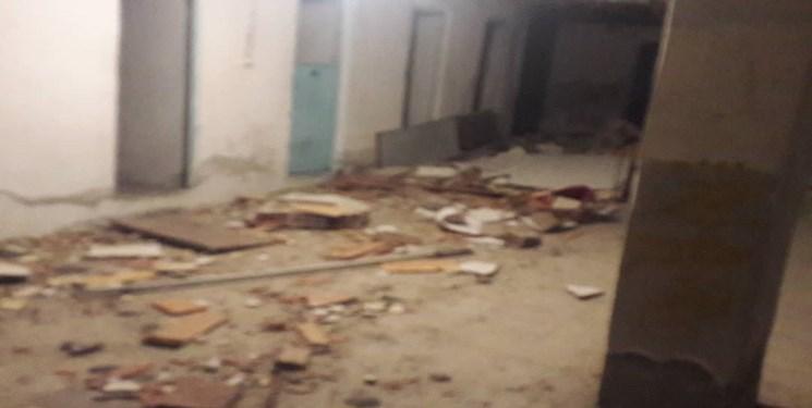 تخریب ۹ واحد مسکونی در آستارا در اثر انفجار