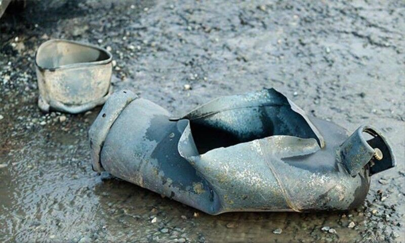 زخمی شدن چهار نفر در انفجار سیلندر گاز در زاهدان