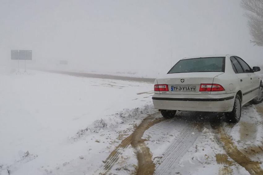 راه ۵۰ روستای آذربایجان غربی مسدود است
