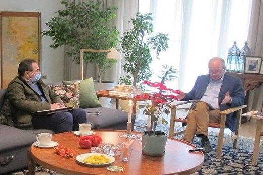 سرمایهگذاران سوئدی در راه صنعت حملونقل ایران
