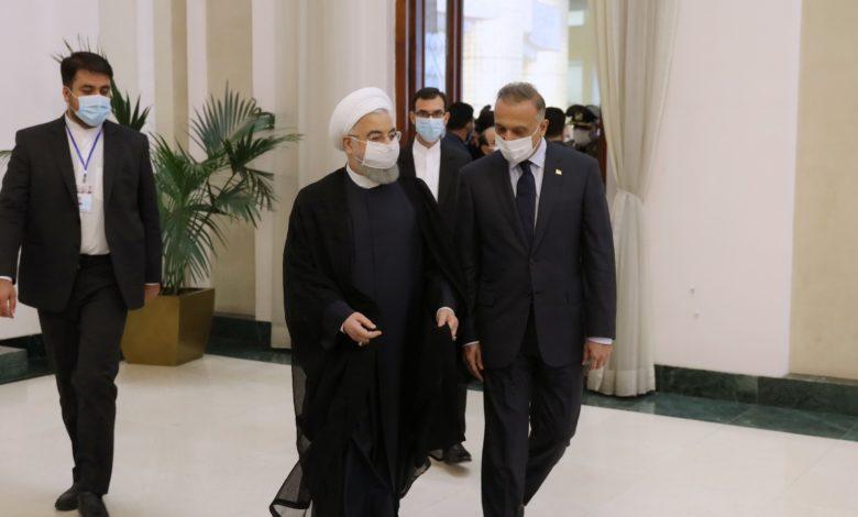 هیات اعزامی از سوی نخست وزیر عراق به ایران حامل چه پیامی است!؟
