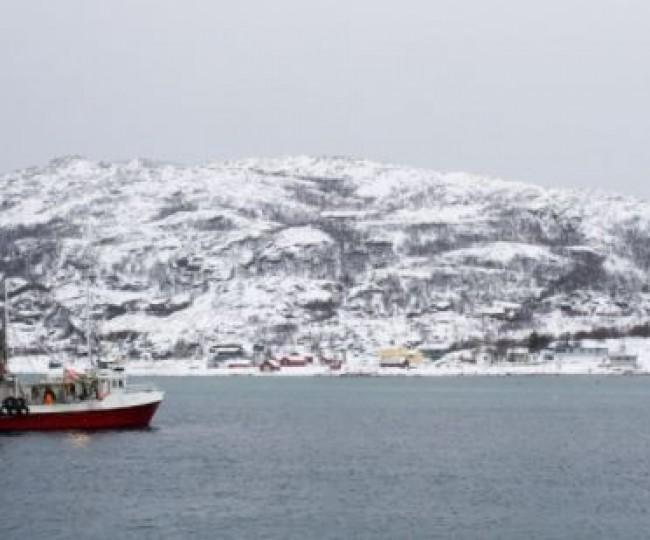 غرق شدن کشتی روسی با ۱۷ مفقودی در قطب شمال