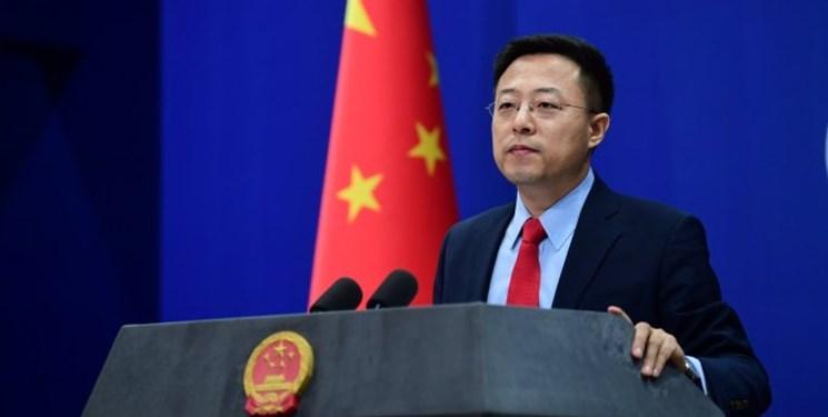 پکن: آمریکا دخالت در امور داخلی چین را پایان دهد