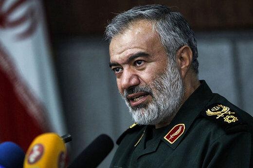 سردار فدوی: وضعیت برای جنایتکاران سختتر خواهد بود