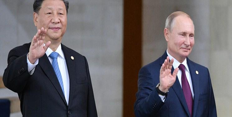 گفتوگوی تلفنی سران روسیه و چین