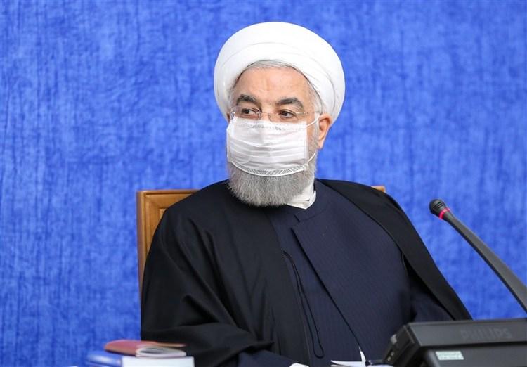روحانی: دولت با نظر رهبر انقلاب، بودجه را اصلاح میکند