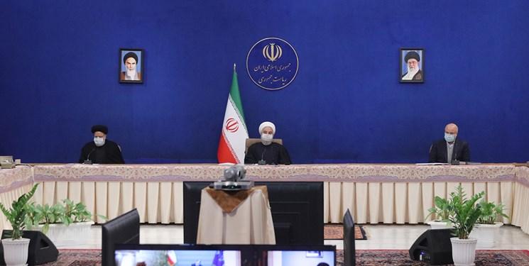 روحانی: کار جوانان ما در عرصه نانو باید توسعه یابد