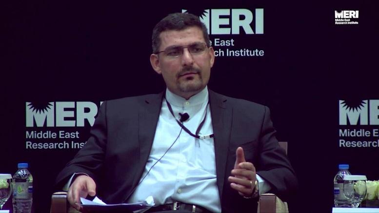 واکنش نمایندگی ایران به بازداشت دکتر افراسیابی