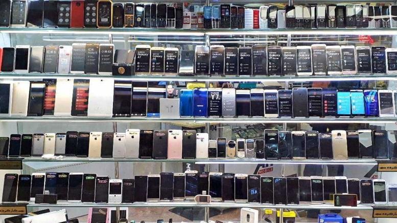 سقوط آزاد قیمتها در بازار موبایل