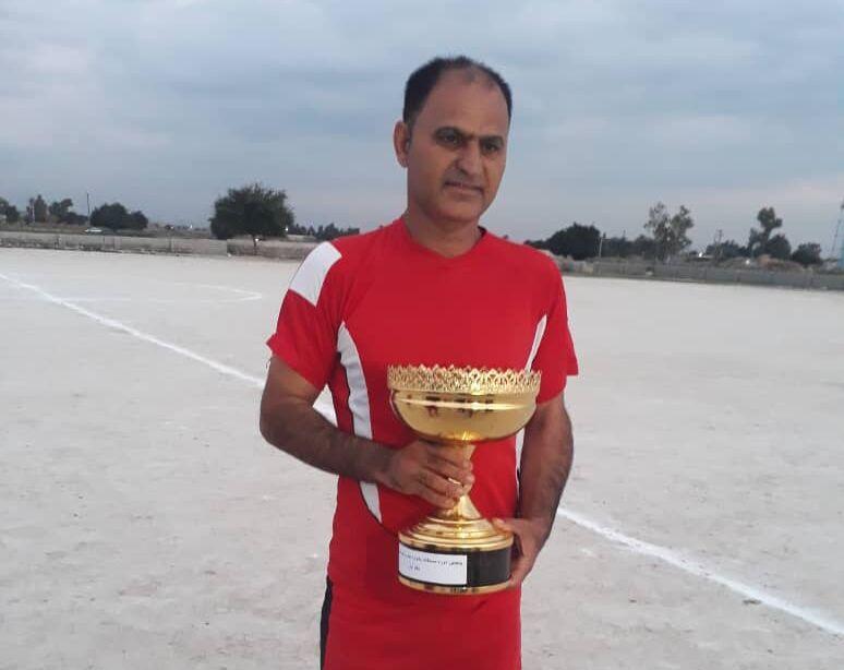 مرگ پیشکسوت فوتبال خوزستان در زمین بازی