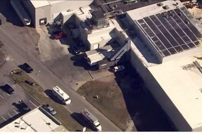 ۱۶ کشته و زخمی درپی نشت مواد شیمیایی در آتلانتا