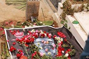 تصاویر تابناک از خاکسپاری و یادبود امروز میناوند