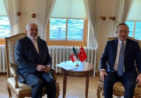 ظریف: در ترکیه گفتگوهای پرباری داشتیم