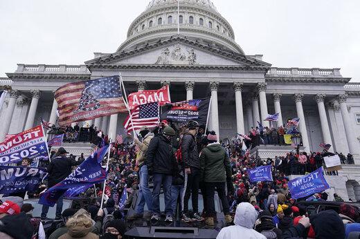 افبیآی اسناد حمله به کنگره را رو کرد