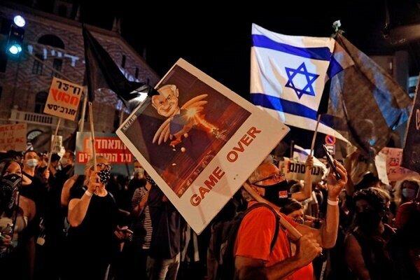 واکنش وزارت خارجه به درخواست فرانسه برای حضور عربستان در مذاکرات برجام  انتقاد همسر حاکم اماراتی از اسرائیل  عملیات گسترده ارتش عراق در شمال بغداد  اعتراضات گسترده علیه نتانیاهو در اسرائیل