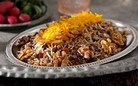 طرز تهیه رب پلو شیراز