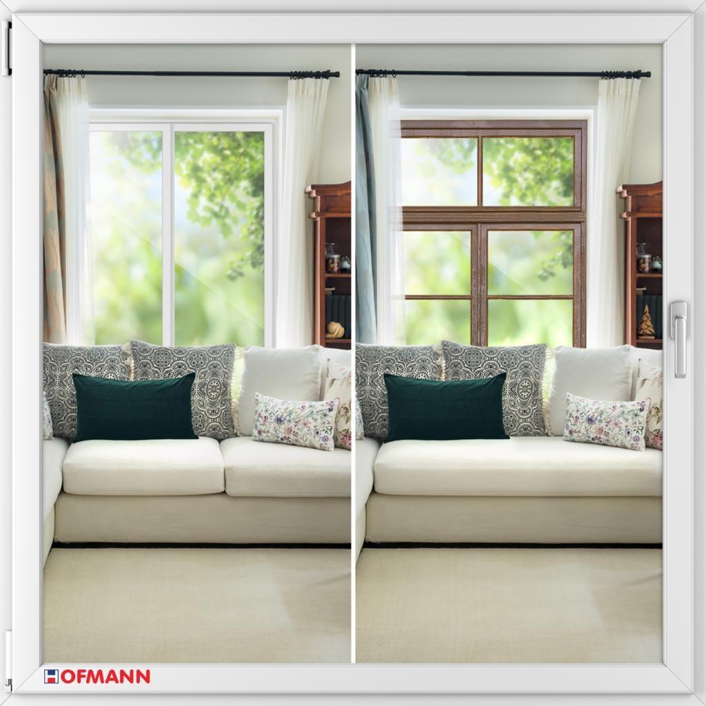 طرح تعویض پنجرههای قدیمی با پنجره هافمن