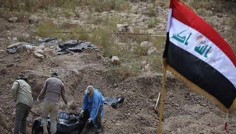 کشف گور دستهجمعی با ۴۰۰ جسد در شمال عراق