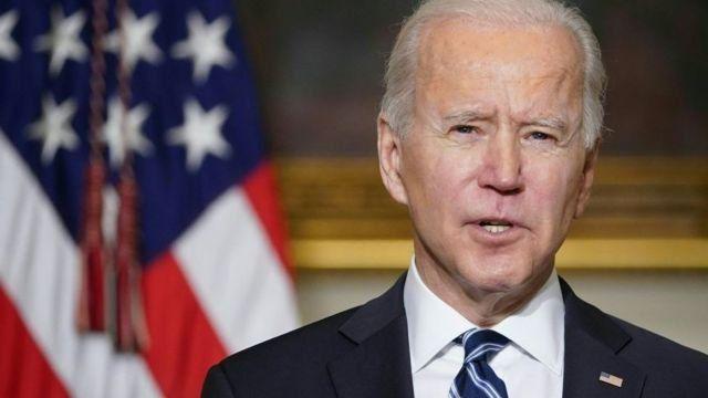 دعوت بایدن از سناتورهای جمهوریخواه به کاخ سفید