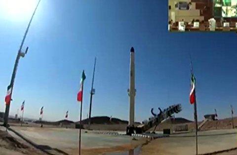 پرتاب موشک ماهوارهبر ذوالجناح
