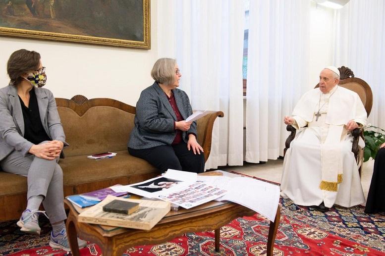 پاپ بهرغم وجود مشکلات مصمم به بازدید از عراق است