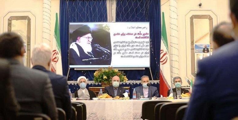 قالیباف: ایران و روسیه وجوه مشترک زیادی دارند