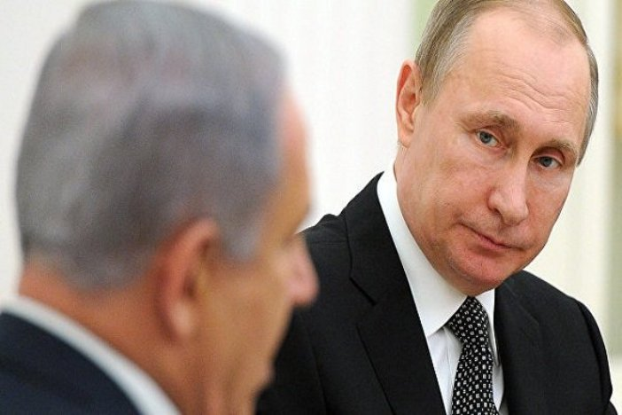 مذاکره تلفنی پوتین و نتانیاهو درباره سوریه