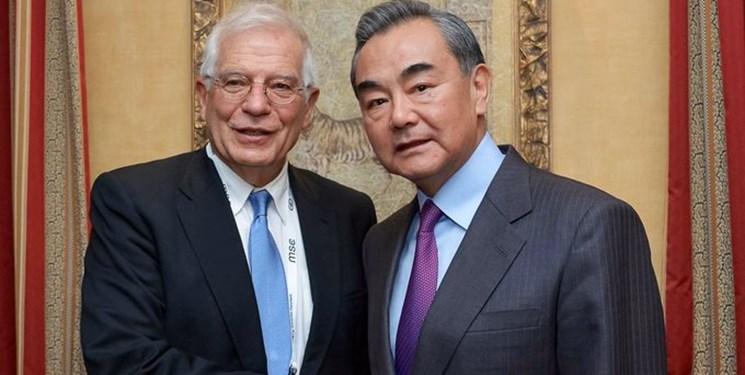 تأکید اتحادیه اروپا بر ضرورت پیگیری دیپلماسی برجام