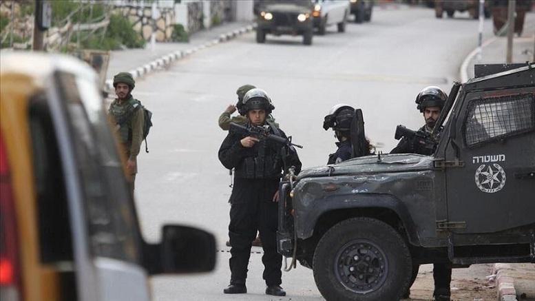 یکی از رهبران حماس در کرانه باختری بازداشت شد